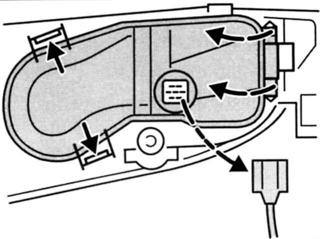 Ремонт моторчик стеклоочистителя сиде