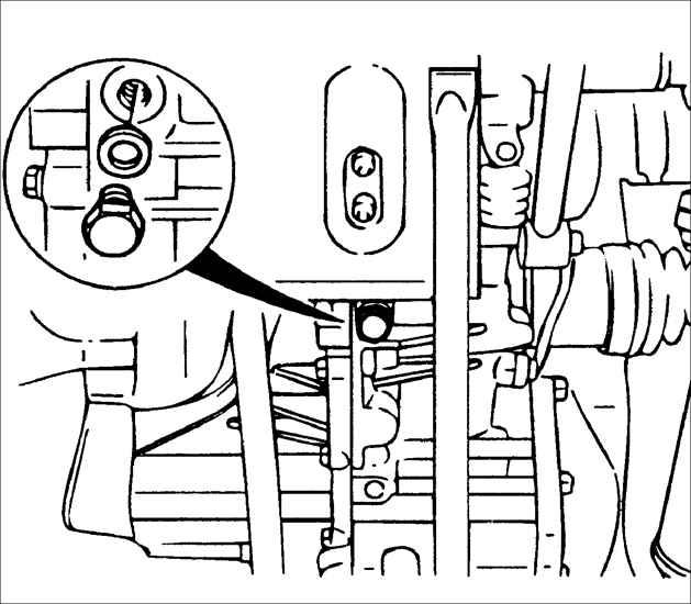 как посмотреть уровень масла в коробке передач на киа рио