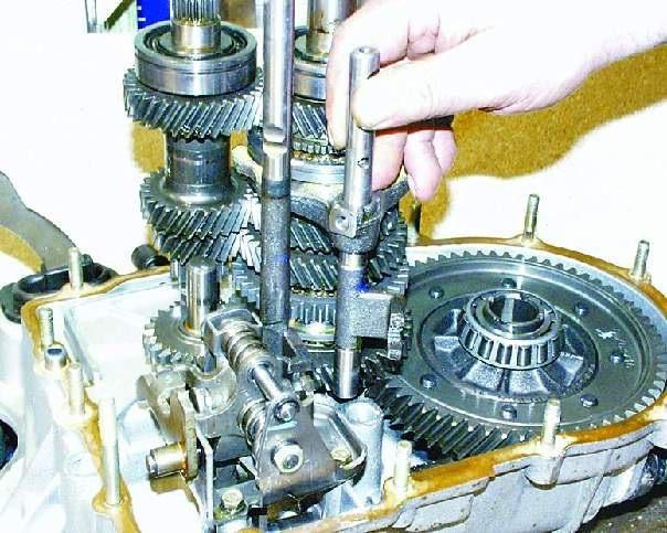 Дефектовка коробки передач ваз 2109 своими руками