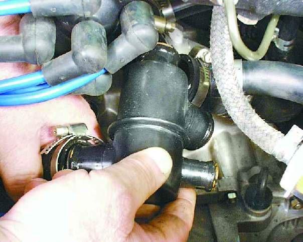 Термостат ваз 2109 карбюратор
