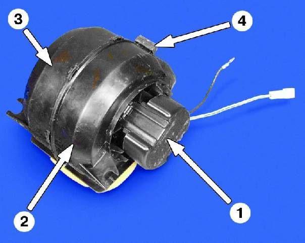 Схема вентелятора печки Ваз