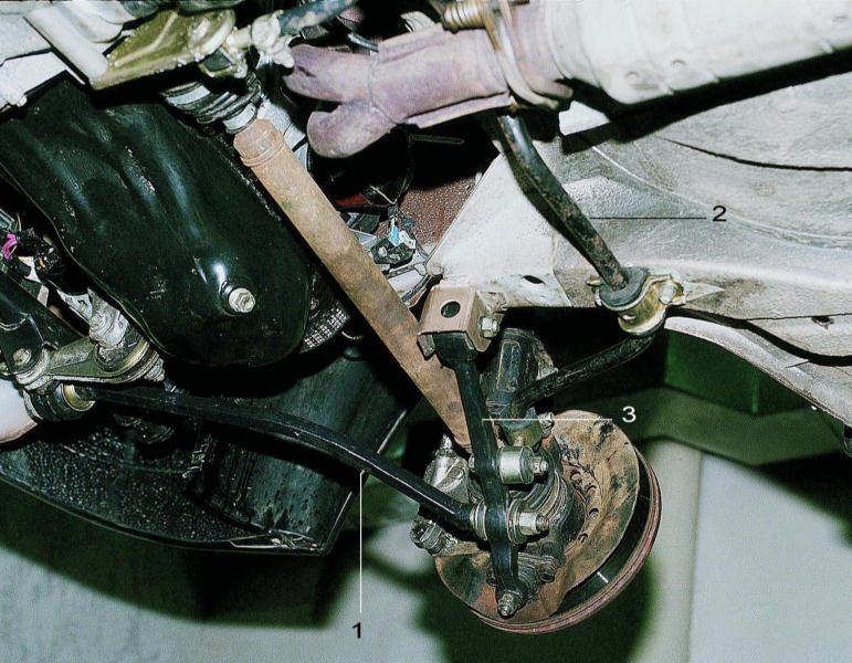 Передняя подвеска Ваз 2110