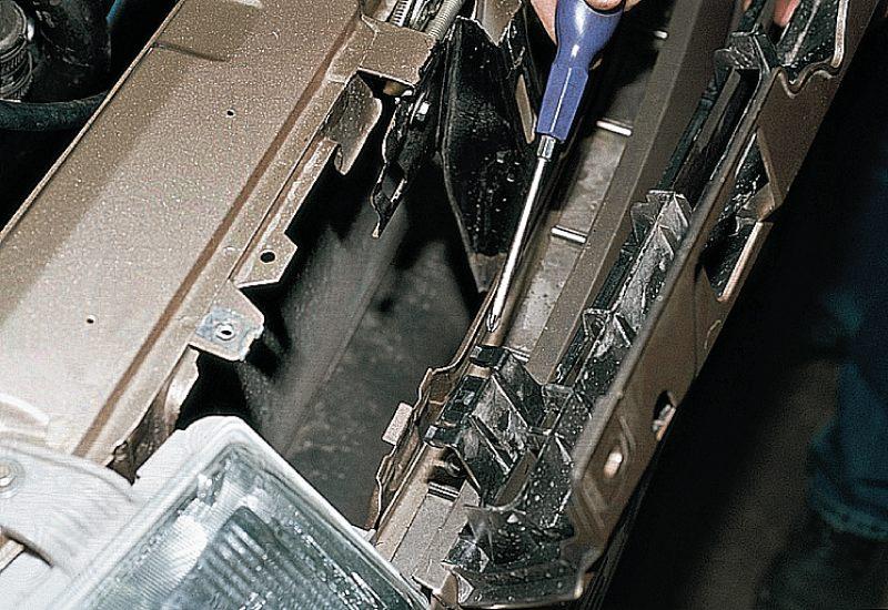 этот документ как снять передний бампер ваз 2110 листики, бордюры
