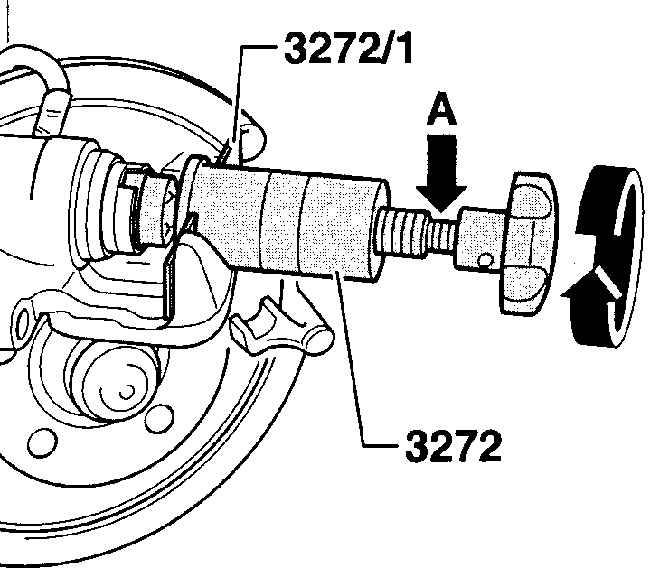 Замена задних тормозных колодок пассат