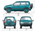 Общие сведения об автомобилях Нива Шевроле