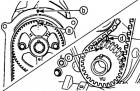 Регулировка клапанов двигателя Дэу Матиз