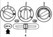 Система отопления и вентиляции Хендай Акцент