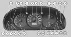 Панель приборов Киа Спектра