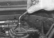 Опель Вектра B дизель — замена топливного фильтра