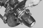 Замена поворотного кулака УАЗ Патриот