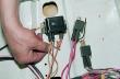 Замена реле зарядки АКБ Ваз 2106