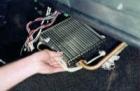 Замена радиатора печки Ваз 2106