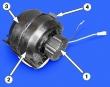 Разборка и сборка вентилятора Ваз 2109