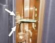 Задняя дверь Ваз 2109