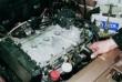 Рампа и регулятор давления топлива двигателя Ваз 2112 на Ваз 2110