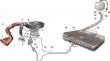 Система питания карбюраторного двигателя Ваз 2110