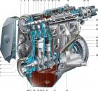 Двигатель Ваз 2110 устройство