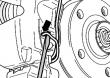 Замена передних тормозных колодок Фольксваген Пассат B6
