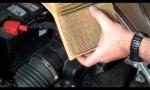 Замена воздушного фильтра Мазда 6