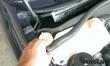 Замена салонного фильтра Форд Фиеста