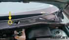 Замена салонного фильтра Форд Фокус 1