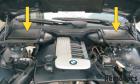 Замена салонного фильтра БМВ 5 Е39