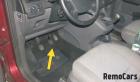 Замена салонного фильтра Форд С-Макс
