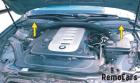 Замена салонного фильтра БМВ 7 Е65