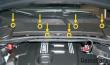 Замена салонного фильтра БМВ 1 Е87