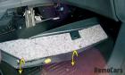 Замена салонного фильтра Форд Фиеста 6
