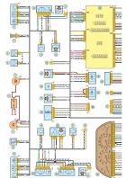 Схема электрооборудования Нива Шевроле
