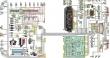 Cхема электрооборудования Ваз 2110 Январь-4