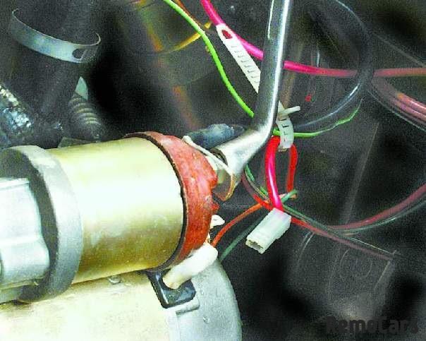 стартер ваз 2109 ремонт втягивающее