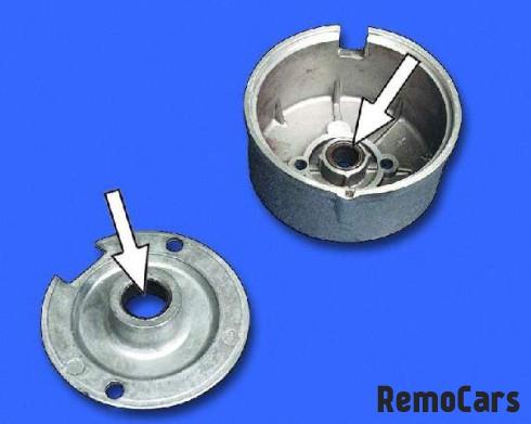 Замена втулки стартера на ваз 2109